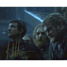 Josef Altin AUTOGRAPH Game Of Thrones SIGNED IN PERSON 10x8 photo