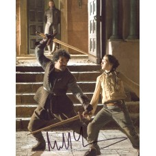 Miltos Yerolemou AUTOGRAPH Game Of Thrones SIGNED 10x8 photo - SOLD OUT