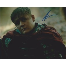 Thomas Turgoose AUTOGRAPH Game Of Thrones SIGNED IN PERSON 10x8 Photo