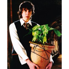 Matthew Lewis AUTOGRAPH Harry Potter SIGNED IN PERSON 10x8 photo - SOLD OUT