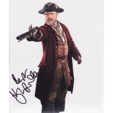 Hugh Bonnerville AUTOGRAPH Dr Who SIGNED IN PERSON 10x8 Photo