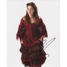Jenna-Louise Coleman AUTOGRAPH Dr Who SIGNED IN PERSON 10x8 photo - SOLD OUT