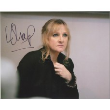 Lesley Sharp AUTOGRAPH Dr Who SIGNED IN PERSON 10x8 photo