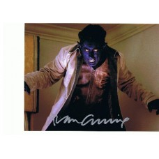 Alan Cummings AUTOGRAPH X-Men 2 SIGNED IN PERSON 10x8 photo