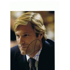 Aaron Eckhart AUTOGRAPH The Dark Knight SIGNED 10x8 Photo