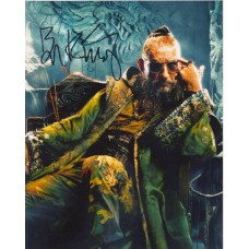 Ben Kingsley AUTOGRAPH Iron Man SIGNED IN PERSON 10x8 Photo - SOLD OUT
