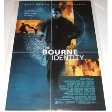 The Bourne Identity 1-Sheet
