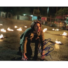 Claire Danes AUTOGRAPH Terminator 3 SIGNED 10x8 Photo