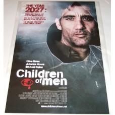 Children Of Men Original 1-Sheet