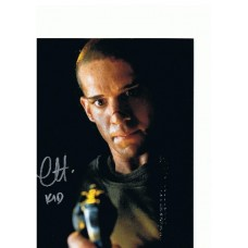 Clayton Watson AUTOGRAPH The Matrix Revolutions SIGNED IN PERSON 10x8 Photo