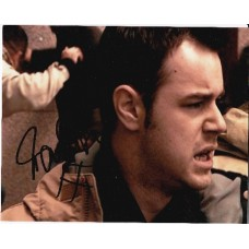 Danny Dyer AUTOGRAPH Football Factory SIGNED IN PERSON 10x8 Photo