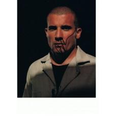 Dominic Purcell AUTOGRAPH Prison Break SIGNED 10x8 photo