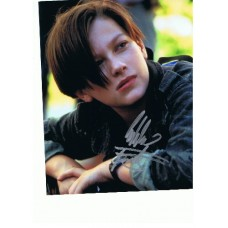 Edward Furlong AUTOGRAPH Terminator 2 Judgement Day SIGNED IN PERSON 10x8 photo