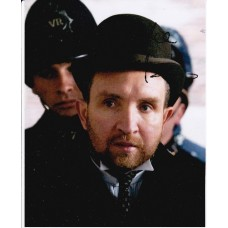 Eddie Marsan AUTOGRAPH Sherlock Holmes SIGNED IN PERSON 10x8 Photo