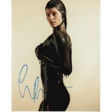 Gemma Arterton AUTOGRAPH Quantum Of Solace SIGNED IN PERSON 10x8 photo