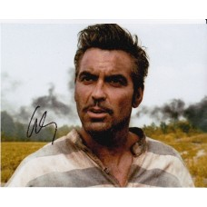 George Clooney AUTOGRAPH O Brother Where Art Thou SIGNED IN PERSON 10x8 Photo