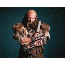 Graham McTavish AUTOGRAPH The Hobbit SIGNED IN PERSON 10x8 photo
