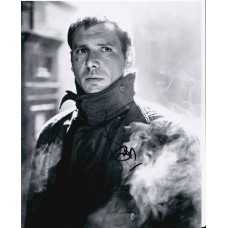 Harrison Ford AUTOGRAPH Blade Runner SIGNED IN PERSON 10x8 Photo