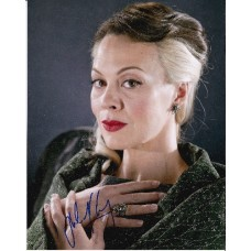 Helen McCrory AUTOGRAPH Harry Potter SIGNED IN PERSON 10x8 photo