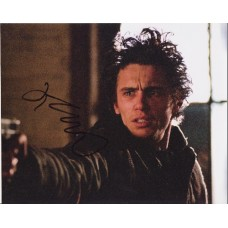 James Franco AUTOGRAPH Spiderman SIGNED IN PERSON 10x8 Photo