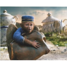 Zach Braff AUTOGRAPH Oz the Great and Powerful SIGNED IN PERSON 10x8 Photo