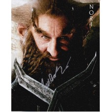 Jed Brophy AUTOGRAPH The Hobbit SIGNED IN PERSON 10x8 photo