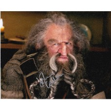 John Callen AUTOGRAPH The Hobbit SIGNED IN PERSON 10x8 photo