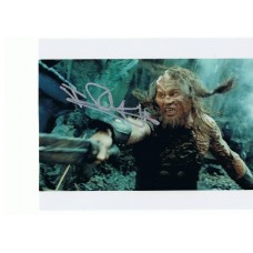 Jason Flemyng AUTOGRAPH Clash Of The Titans SIGNED IN PERSON 10x8 Photo