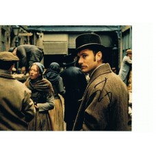 Jude Law AUTOGRAPH Sherlock Holmes SIGNED IN PERSON 10x8 photo