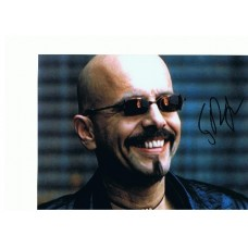 Joe Pantoliano AUTOGRAPH The Matrix SIGNED IN PERSON 10x8 photo