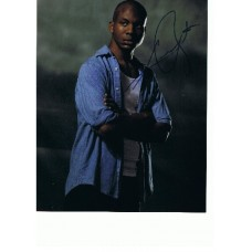 Leonard Roberts AUTOGRAPH Heroes SIGNED 10x8 photo