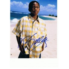 Malcolm David Kelley AUTOGRAPH Lost SIGNED 10x8 photo