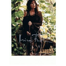 Mira Furlan AUTOGRAPH Lost SIGNED IN PERSON 10x8 photo