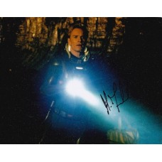 Michael Fassbender AUTOGRAPH Prometheus SIGNED IN PERSON 10x8 photo