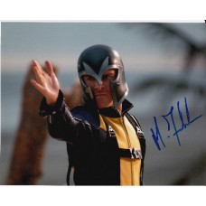 Michael Fassbender AUTOGRAPH X-Men First Class SIGNED IN PERSON 10x8 photo