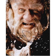 Mark Hadlow AUTOGRAPH The Hobbit SIGNED IN PERSON 10x8 photo