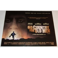 No Country For Old Men UK Quad