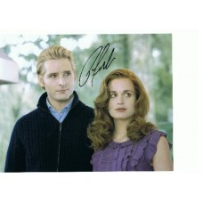 Peter Facinelli AUTOGRAPH Twilight SIGNED IN PERSON 10x8 photo