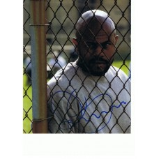 Rockmund Dunbar AUTOGRAPH Prison Break SIGNED 10x8 photo