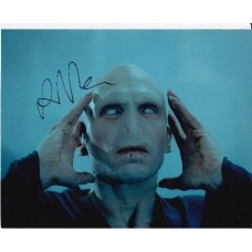 Ralph Fiennes AUTOGRAPH Harry Potter SIGNED IN PERSON 10x8 Photo
