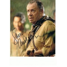 Sam Anderson AUTOGRAPH Lost SIGNED IN PERSON 10x8 photo
