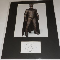 Patrick Wilson AUTOGRAPH Watchmen SIGNED IN PERSON Index Card Presentation