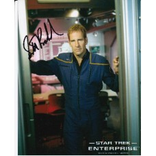 Scott Bakula AUTOGRAPH Star Trek SIGNED IN PERSON 10x8 Photo