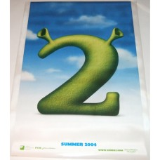 Shrek 2 Original 1-Sheet