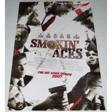 Smokin' Aces INTERNATIONAL 1-Sheet