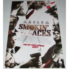 Smokin' Aces INTERNATIONAL 1-Sheet