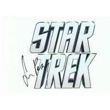 Simon Pegg AUTOGRAPH Star Trek SIGNED IN PERSON 10x8 photo