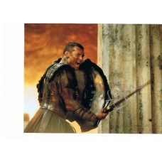 Sam Worthington AUTOGRAPH Clash Of The Titans SIGNED IN PERSON 10x8 Photo