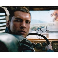 Sam Worthington AUTOGRAPH Terminator Salvation SIGNED IN PERSON 10x8 photo