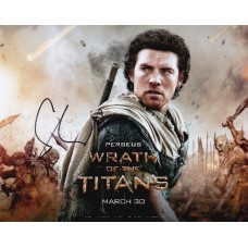 Sam Worthington AUTOGRAPH Wrath Of The Titans SIGNED IN PERSON 10x8 Photo